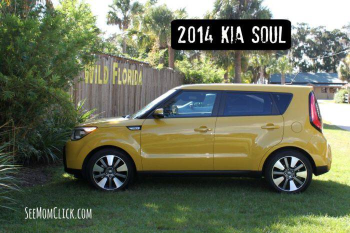 3 reasons we love the 2014 kia soul see mom click. Black Bedroom Furniture Sets. Home Design Ideas