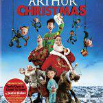 Arthur Christmas on Blu-Ray