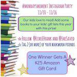 #MondaysMoment Instagram Party & $25 Amazon Gift Card Giveaway!