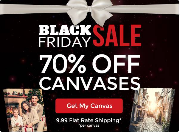Canvas People Black Friday Sale
