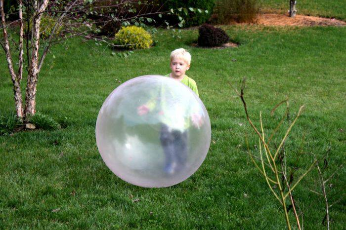 Wubble Ball