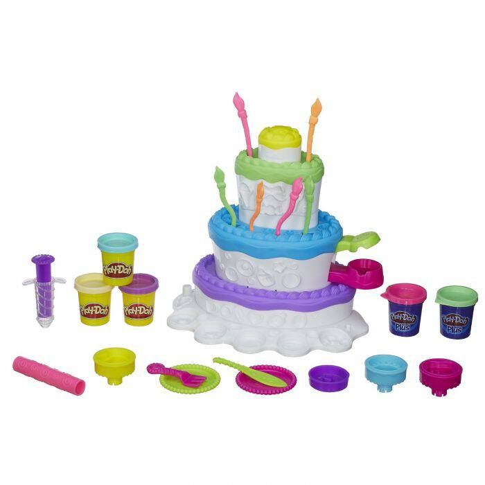 PLay Doh Sweet Shoppe Cake Mountain