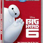 Big Hero 6 on Blu-Ray