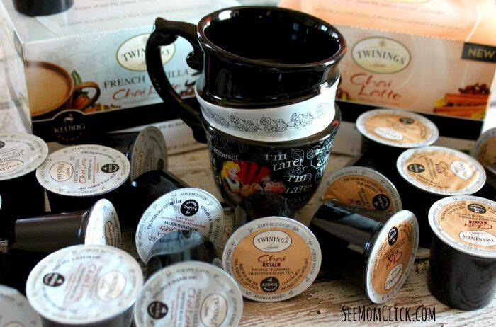 Chai Latte K-Cups