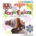 See Mom 1-Click: Snowflakes for all Seasons: 72 Fold & Cut Paper Snowflakes Only $.99!