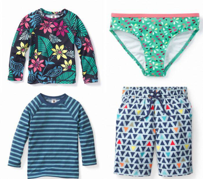 Love these new New Tea Collection Styles from the Patchwork Jungle, inspired by India! And check out the new swimwear and get free shipping.