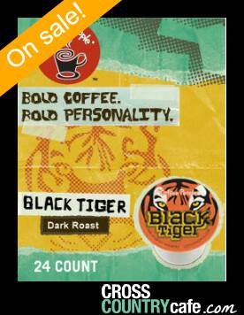 Black Tiger Dark Roast