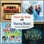 Hop to the Music Giveaway from Disney Music Group! #disneymusic