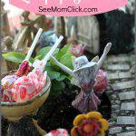 How to 'Grow' A Dum Dums Lollipop Garden #TheMagicofSpring