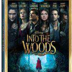 Disney's INTO THE WOODS on Blu-Ray March 24