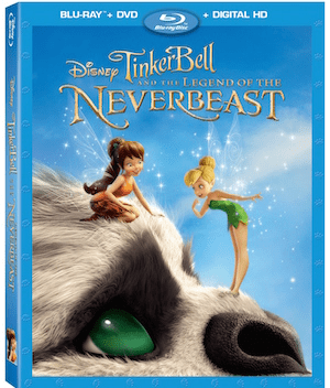NeverBeast on Blu-Ray