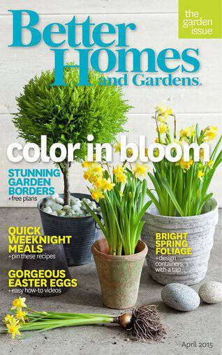Better Homes Gardens Magazine See Mom Click