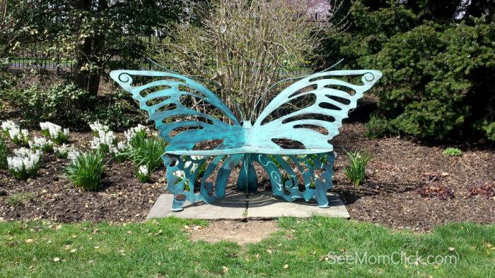 Hershey Gardens is one of the most beautiful places in Central Pennsylvania. The Children's Garden is interactive and educational. Great for families!