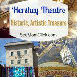 Hershey Theatre: Historic, Artistic Treasure