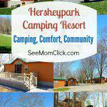 Hersheypark Camping Resort: Camping, Comfort, Community (and Chocolate!)