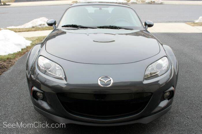 Zoom zoom! If you want to feel like you're in your early 20s again and have some serious fun on the road, check out the 2015 Mazda MX-5 Miata.