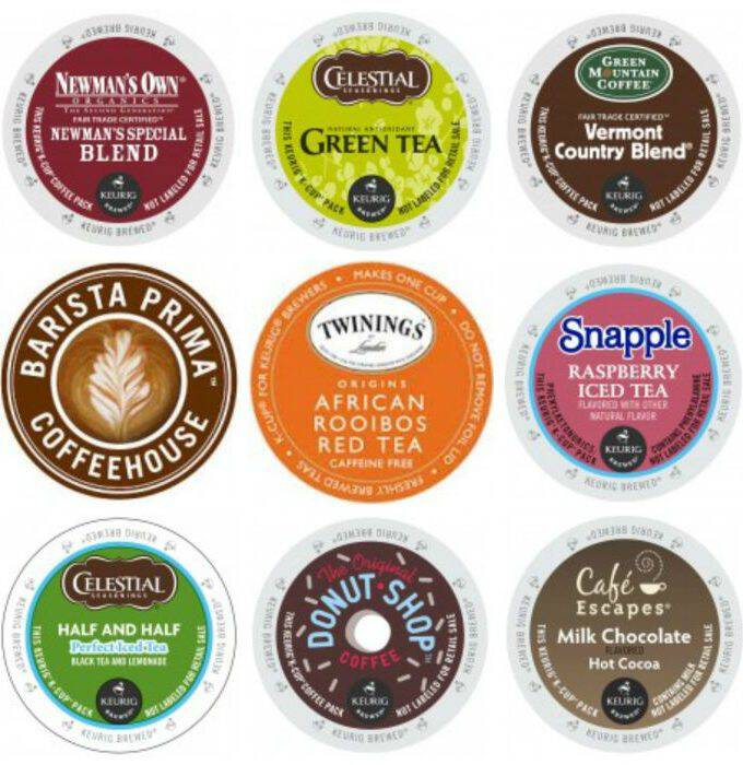 k-cups from Cross Country Cafe