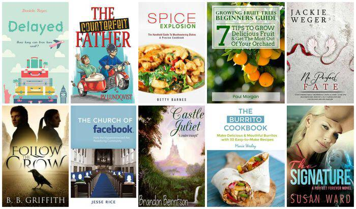 10 Free Kindle Books 6-26-15