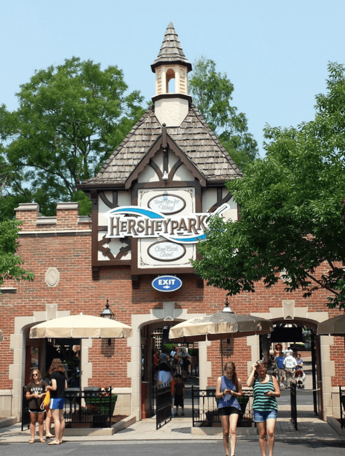 Family 4-Pack Hersheypark Ticket Giveaway!