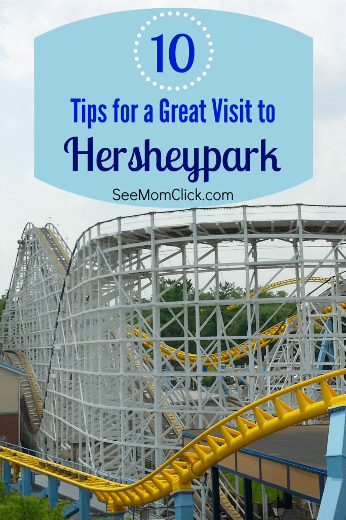 We had the best day of family fun at Hersheypark! I have 10 tips to help you make the most of your day, plus our 10 favorite family rides at Hersheypark!
