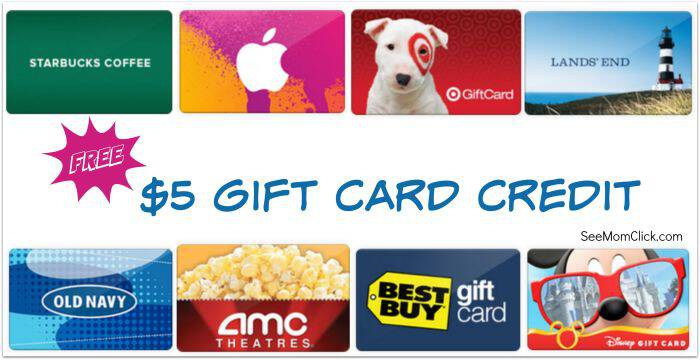 Free Gift Card Credit With Raise