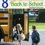 8 Things I Can't Live Without for Back to School
