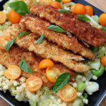 Cheddar Cheesesticks Breaded Chicken Recipe