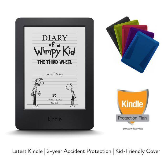 Kindle Kids Package