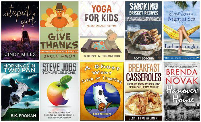 10 Free Kindle Books 10-29-15