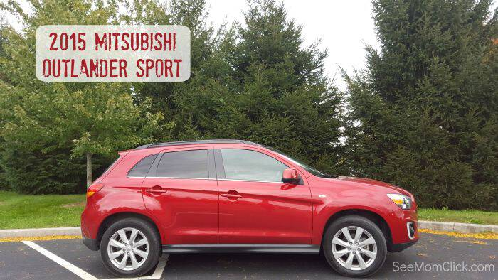 If you're in the market for a smaller SUV, check out the things we liked best about the 2015 Mistubishi Outlander Sport. Capacity without the bulk!