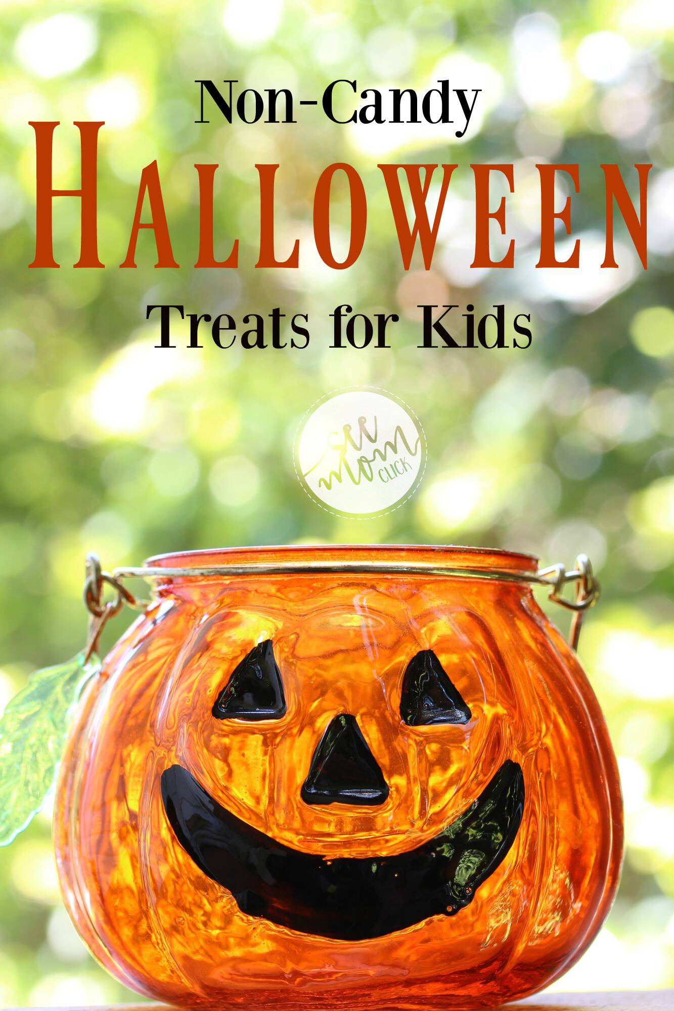 Halloween is coming! Here are 11 ideas for fun Halloween treats for kids that don't include candy you'll probably eat yourself before trick-or-treat night!Halloween is coming! Here are 11 ideas for fun Halloween treats for kids that don't include candy you'll probably eat yourself before trick-or-treat night!