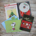 50th Anniversary A Charlie Brown Christmas Gift Pack + Giveaway!