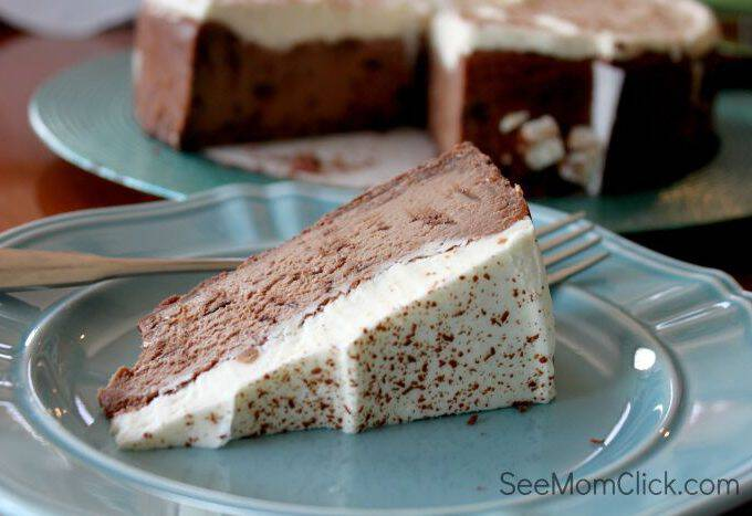 Divine Holiday Dessert Delivered: Hot Chocolate Cheesecake from Eli's Cheesecake's + Giveaway!