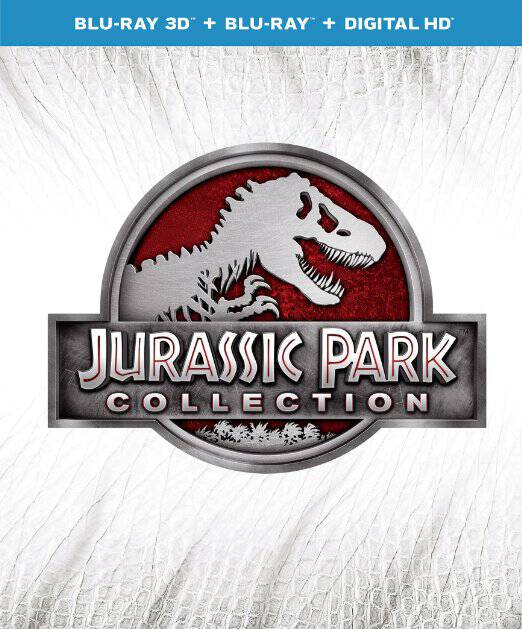 72% Off Jurassic Park Collection – All 4 Movies on Blu-Ray