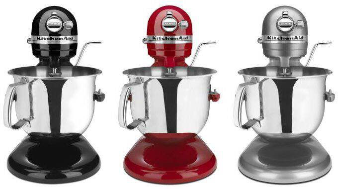Wow! I can't live without my KitchenAid 6-Qt. Stand Mixer, especially over the holidays. Right now all colors are 42% off and ship for free!