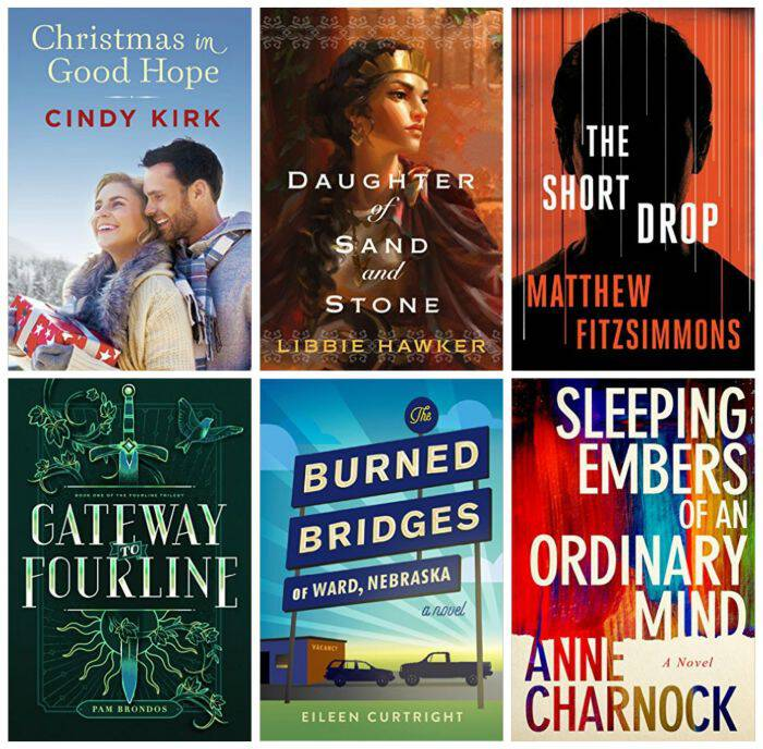 November Kindle First Books