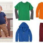 Primary Clothing for Boys