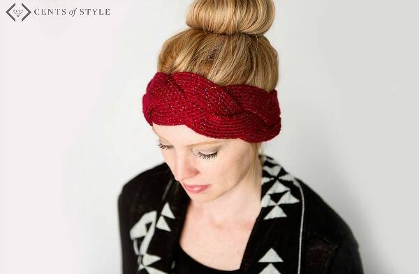 knit head wraps