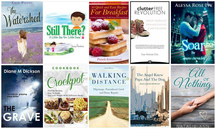 10 Free Kindle Books 12-2-15