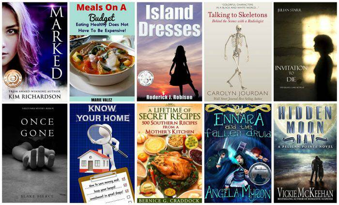 10 Free Kindle Books 12-26-15