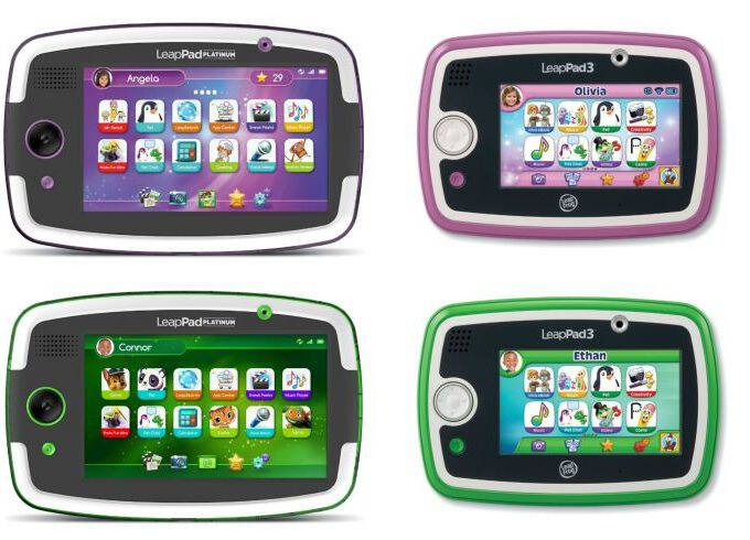 50% Off LeapFrog Tablets + Free Shipping!