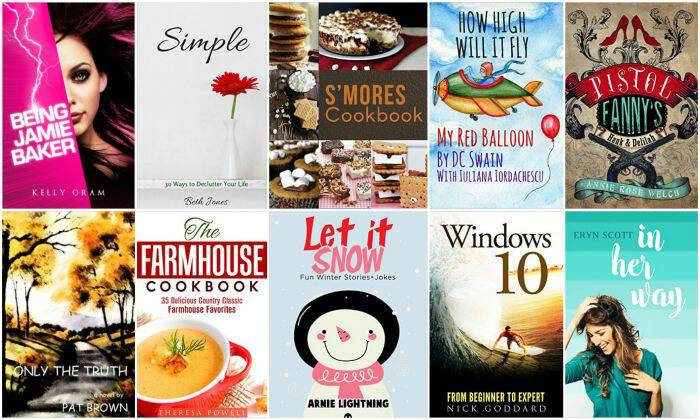 10 Free Kindle Books 1-22-16