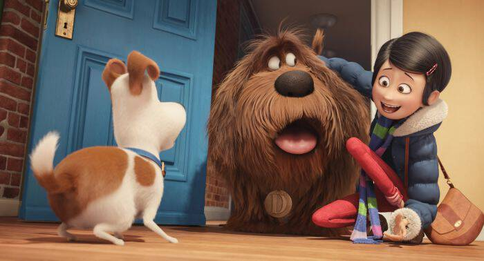 The Secret Life of Pets Trailer
