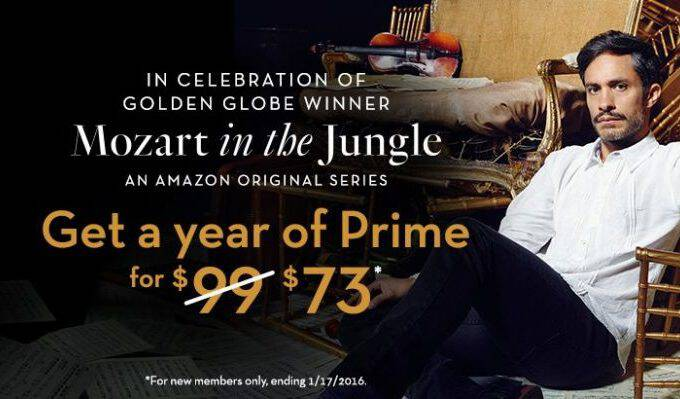Amazon Prime Sale: Only $73 for New Members (Reg $99)