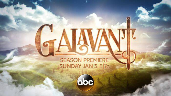 The Galavant Season 2 Premiere is January 3, 2016! See what's in store for us this season as revealed during my interview with Timothy Omundson!