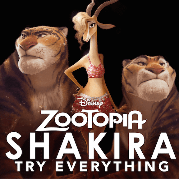 Check out the awesome new music video for Shakira's Try Everything from Disney's ZOOTOPIA! In theaters everywhere Marcy 4, 2016!