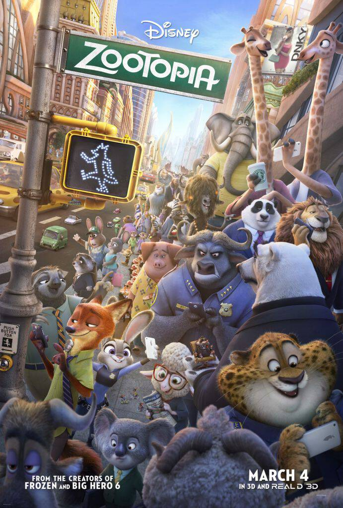 Disney's ZOOTOPIA is going to be awesome! Get the inside scoop in my interview with the Directors and Producer. In theaters March 4. 2016.