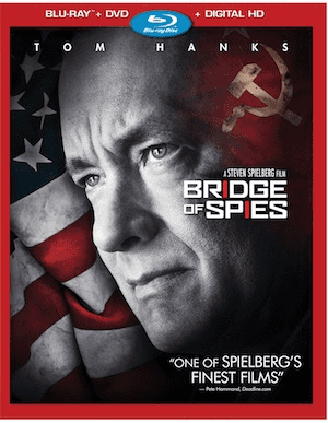 BRIDGE OF SPIES Starring Tom Hanks On Blu_Ray Now