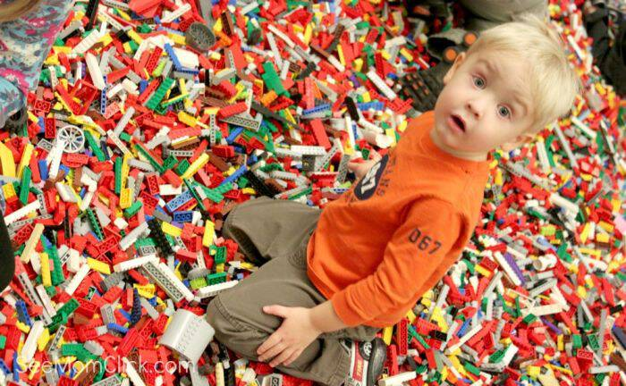 LEGO KidsFest 2016 is coming to Harrisburg, PA April 8-10. Get your tickets now for this seriously fun event the whole family will love!