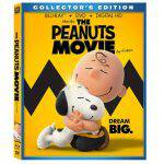 The Peanuts Movie on Blu-Ray Giveaway!